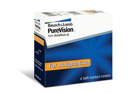 b553618922efd PureVision® Toric. Lentes de contato ...